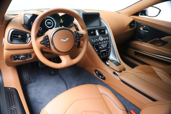 New 2020 Aston Martin DBS Superleggera Coupe for sale $371,006 at Bentley Greenwich in Greenwich CT 06830 15