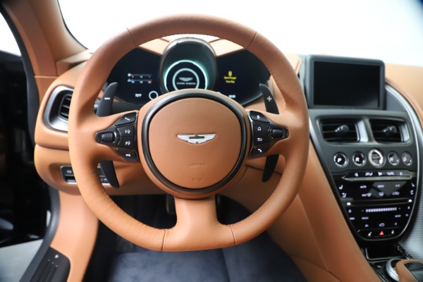New 2020 Aston Martin DBS Superleggera Coupe for sale $371,006 at Bentley Greenwich in Greenwich CT 06830 16