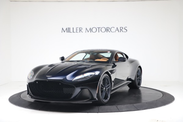 New 2020 Aston Martin DBS Superleggera Coupe for sale $371,006 at Bentley Greenwich in Greenwich CT 06830 2