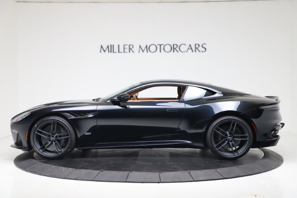 New 2020 Aston Martin DBS Superleggera Coupe for sale $371,006 at Bentley Greenwich in Greenwich CT 06830 3