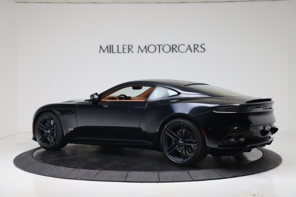 New 2020 Aston Martin DBS Superleggera Coupe for sale $371,006 at Bentley Greenwich in Greenwich CT 06830 4