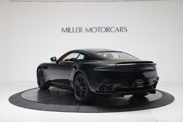 New 2020 Aston Martin DBS Superleggera Coupe for sale $371,006 at Bentley Greenwich in Greenwich CT 06830 5