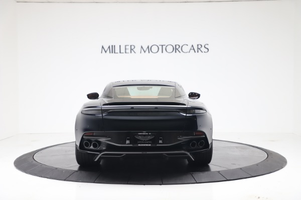 New 2020 Aston Martin DBS Superleggera Coupe for sale $371,006 at Bentley Greenwich in Greenwich CT 06830 6