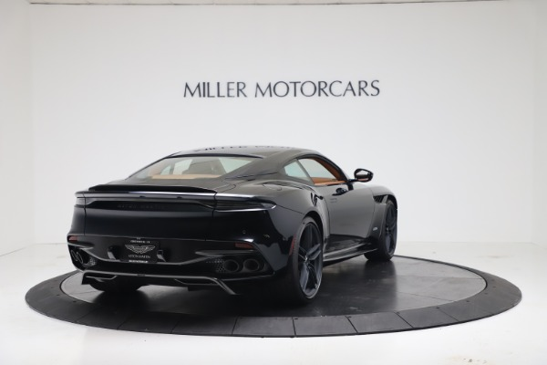 New 2020 Aston Martin DBS Superleggera Coupe for sale $371,006 at Bentley Greenwich in Greenwich CT 06830 7