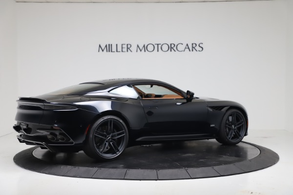 New 2020 Aston Martin DBS Superleggera Coupe for sale $371,006 at Bentley Greenwich in Greenwich CT 06830 8