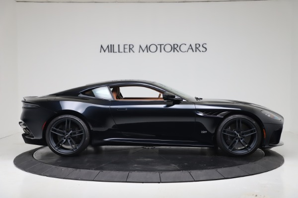 New 2020 Aston Martin DBS Superleggera Coupe for sale $371,006 at Bentley Greenwich in Greenwich CT 06830 9