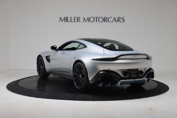 New 2020 Aston Martin Vantage Coupe for sale Sold at Bentley Greenwich in Greenwich CT 06830 21