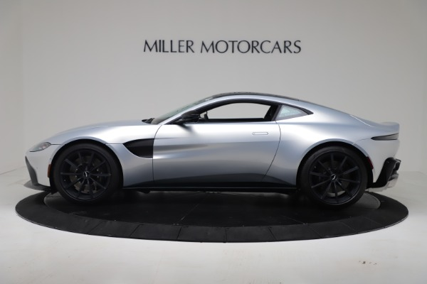 New 2020 Aston Martin Vantage Coupe for sale Sold at Bentley Greenwich in Greenwich CT 06830 24