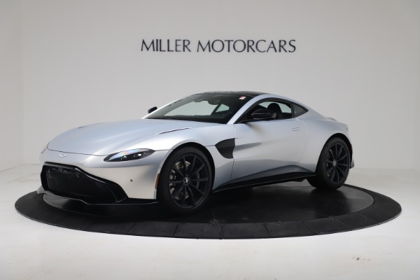 New 2020 Aston Martin Vantage Coupe for sale Sold at Bentley Greenwich in Greenwich CT 06830 1