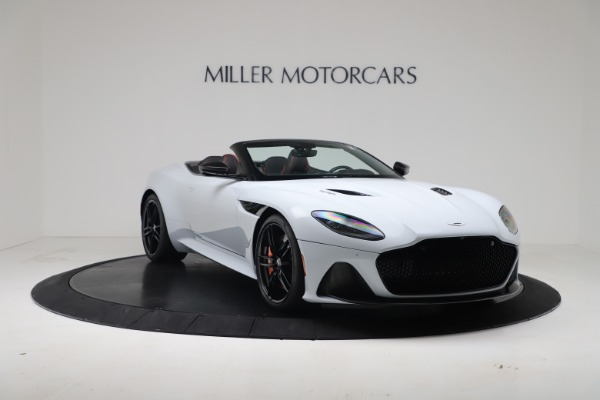 New 2020 Aston Martin DBS Superleggera Volante Convertible for sale Sold at Bentley Greenwich in Greenwich CT 06830 10