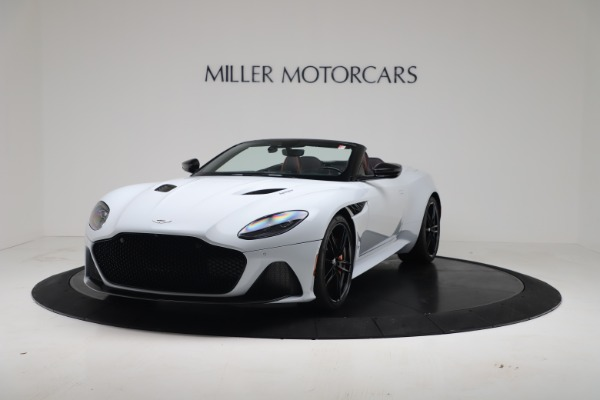 New 2020 Aston Martin DBS Superleggera Volante Convertible for sale Sold at Bentley Greenwich in Greenwich CT 06830 12