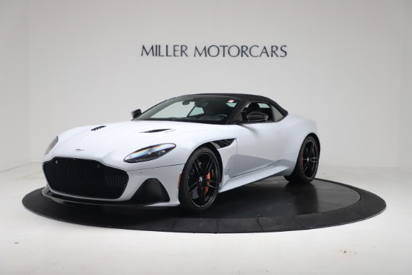 New 2020 Aston Martin DBS Superleggera Volante Convertible for sale Sold at Bentley Greenwich in Greenwich CT 06830 13