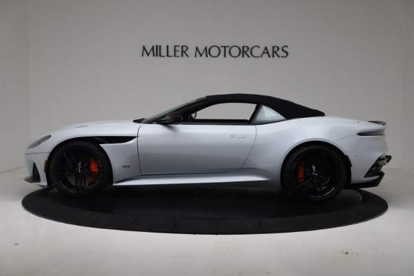 New 2020 Aston Martin DBS Superleggera Volante Convertible for sale Sold at Bentley Greenwich in Greenwich CT 06830 14
