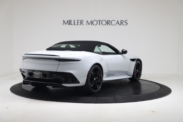 New 2020 Aston Martin DBS Superleggera Volante Convertible for sale Sold at Bentley Greenwich in Greenwich CT 06830 16