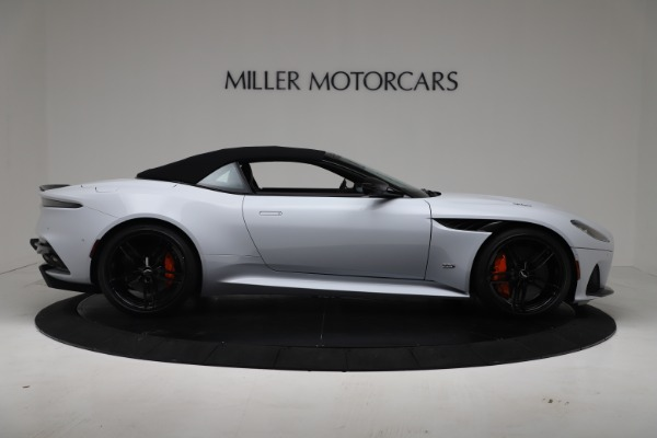 New 2020 Aston Martin DBS Superleggera Volante Convertible for sale Sold at Bentley Greenwich in Greenwich CT 06830 17