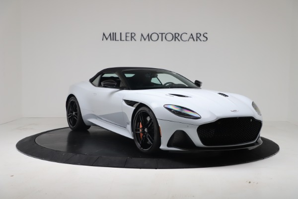 New 2020 Aston Martin DBS Superleggera Volante Convertible for sale Sold at Bentley Greenwich in Greenwich CT 06830 18