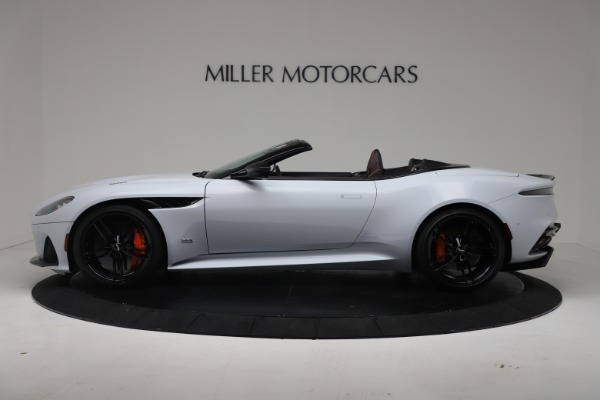 New 2020 Aston Martin DBS Superleggera Volante Convertible for sale Sold at Bentley Greenwich in Greenwich CT 06830 2