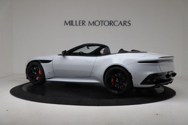 New 2020 Aston Martin DBS Superleggera Volante Convertible for sale Sold at Bentley Greenwich in Greenwich CT 06830 3
