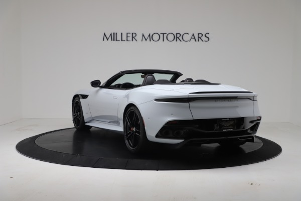 New 2020 Aston Martin DBS Superleggera Volante Convertible for sale Sold at Bentley Greenwich in Greenwich CT 06830 4