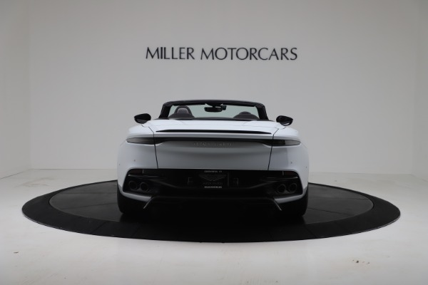 New 2020 Aston Martin DBS Superleggera Volante Convertible for sale Sold at Bentley Greenwich in Greenwich CT 06830 5