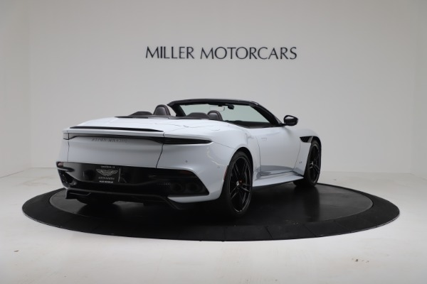 New 2020 Aston Martin DBS Superleggera Volante Convertible for sale Sold at Bentley Greenwich in Greenwich CT 06830 6