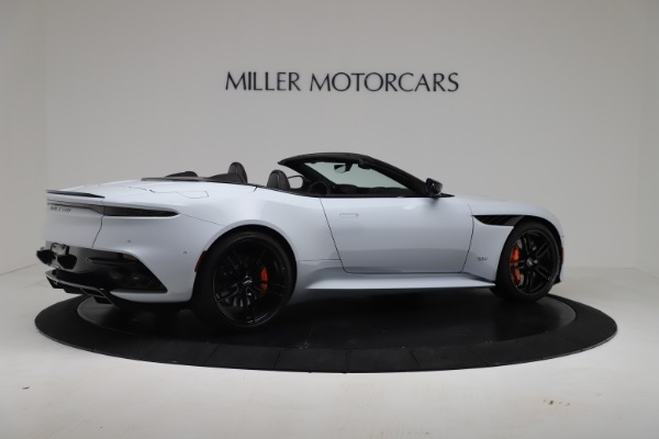 New 2020 Aston Martin DBS Superleggera Volante Convertible for sale Sold at Bentley Greenwich in Greenwich CT 06830 7
