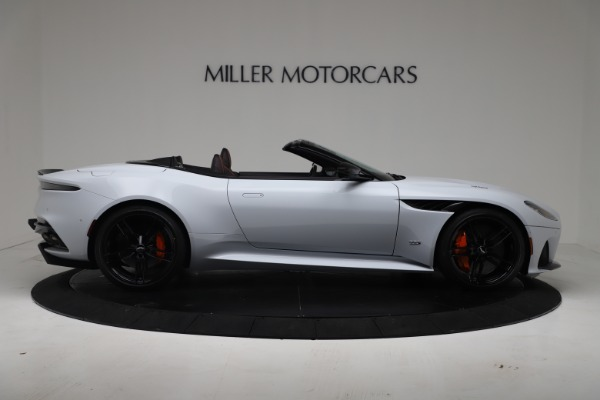 New 2020 Aston Martin DBS Superleggera Volante Convertible for sale Sold at Bentley Greenwich in Greenwich CT 06830 8
