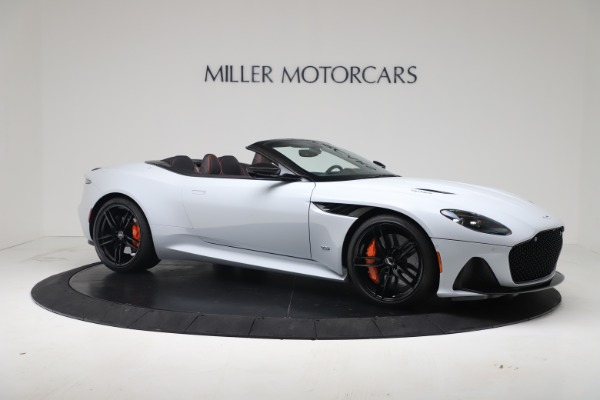 New 2020 Aston Martin DBS Superleggera Volante Convertible for sale Sold at Bentley Greenwich in Greenwich CT 06830 9