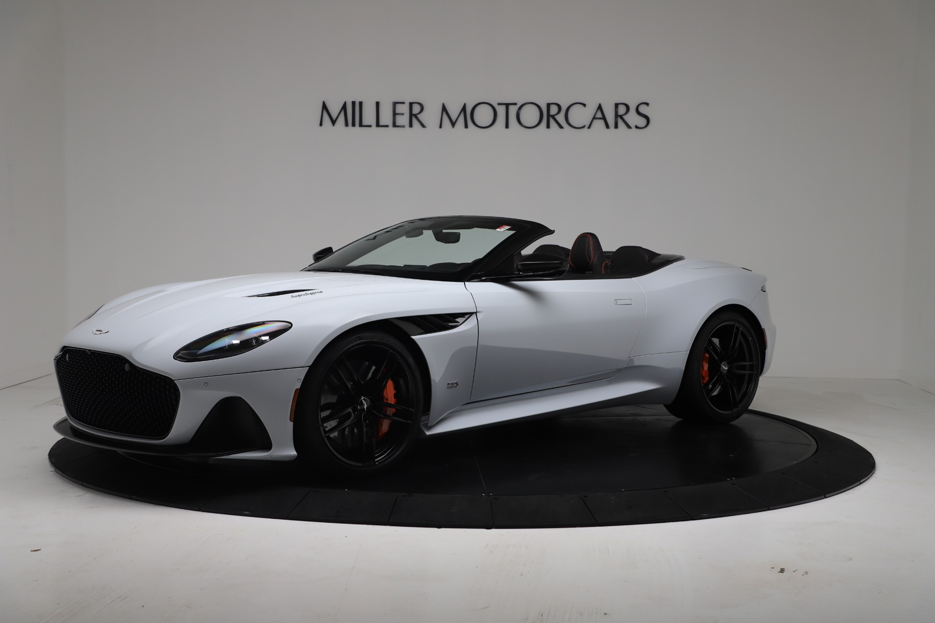 New 2020 Aston Martin DBS Superleggera Volante Convertible for sale Sold at Bentley Greenwich in Greenwich CT 06830 1