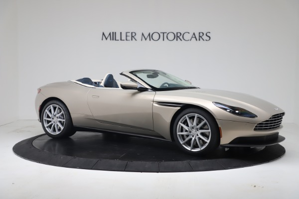 New 2020 Aston Martin DB11 Volante Convertible for sale $255,556 at Bentley Greenwich in Greenwich CT 06830 10