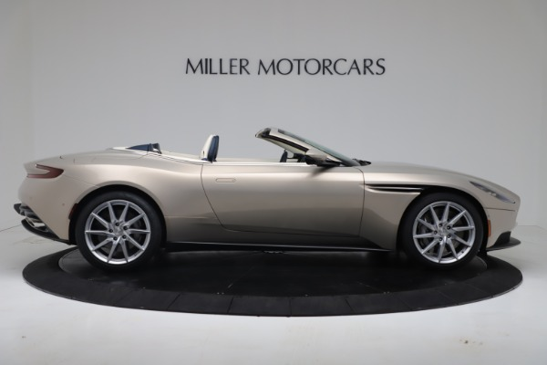 New 2020 Aston Martin DB11 Volante Convertible for sale $255,556 at Bentley Greenwich in Greenwich CT 06830 11
