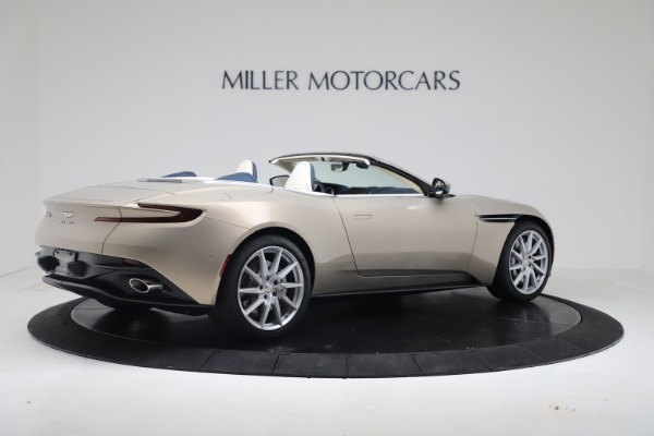 New 2020 Aston Martin DB11 Volante Convertible for sale $255,556 at Bentley Greenwich in Greenwich CT 06830 13
