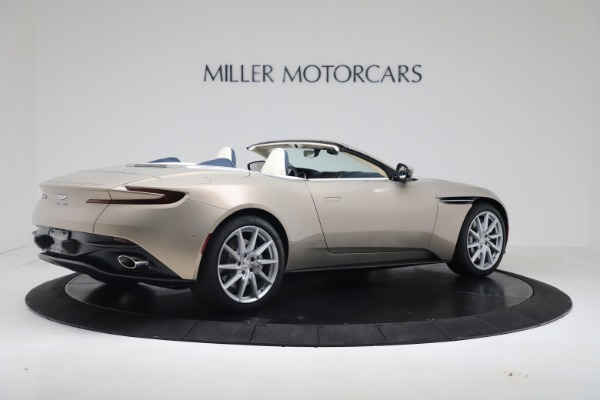 New 2020 Aston Martin DB11 Volante Convertible for sale $255,556 at Bentley Greenwich in Greenwich CT 06830 14
