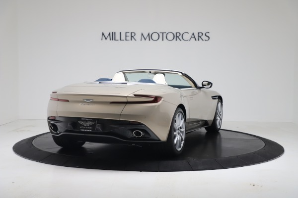New 2020 Aston Martin DB11 Volante Convertible for sale $255,556 at Bentley Greenwich in Greenwich CT 06830 15