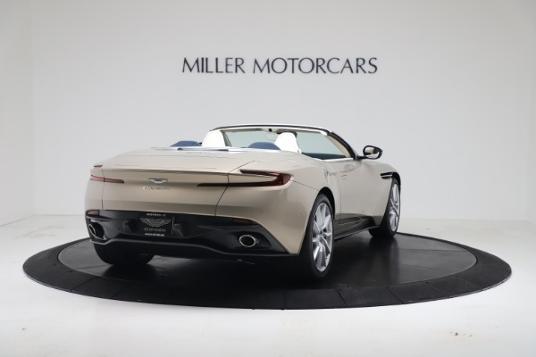New 2020 Aston Martin DB11 Volante Convertible for sale $255,556 at Bentley Greenwich in Greenwich CT 06830 16
