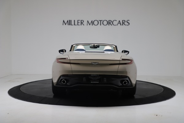 New 2020 Aston Martin DB11 Volante Convertible for sale $255,556 at Bentley Greenwich in Greenwich CT 06830 18