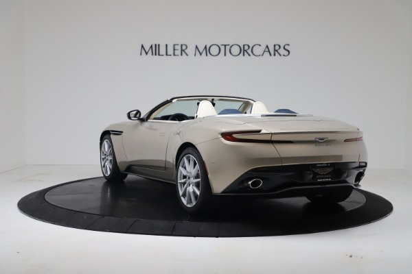 New 2020 Aston Martin DB11 Volante Convertible for sale $255,556 at Bentley Greenwich in Greenwich CT 06830 19