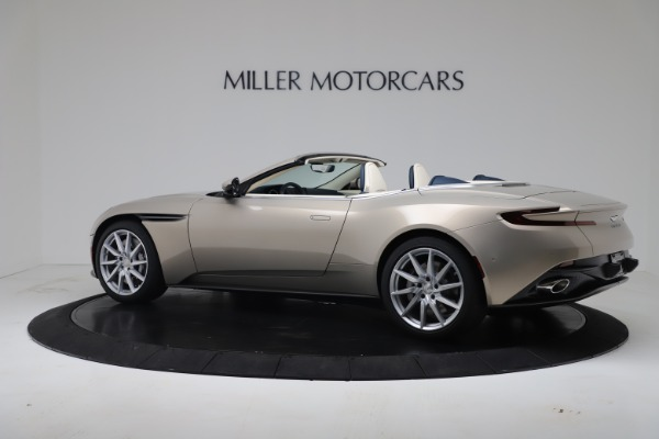 New 2020 Aston Martin DB11 Volante Convertible for sale $255,556 at Bentley Greenwich in Greenwich CT 06830 21