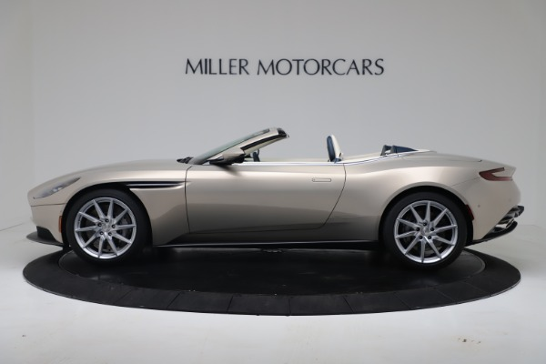 New 2020 Aston Martin DB11 Volante Convertible for sale $255,556 at Bentley Greenwich in Greenwich CT 06830 23