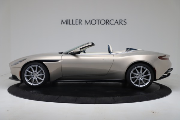 New 2020 Aston Martin DB11 Volante Convertible for sale $255,556 at Bentley Greenwich in Greenwich CT 06830 24