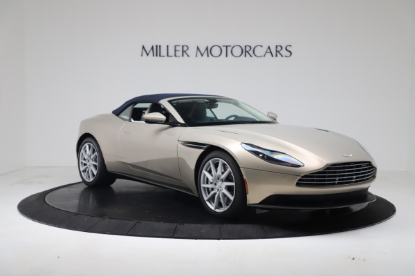 New 2020 Aston Martin DB11 Volante Convertible for sale $255,556 at Bentley Greenwich in Greenwich CT 06830 27