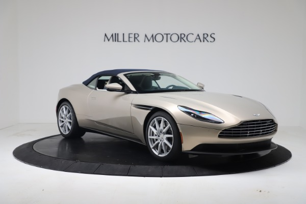 New 2020 Aston Martin DB11 Volante Convertible for sale $255,556 at Bentley Greenwich in Greenwich CT 06830 28