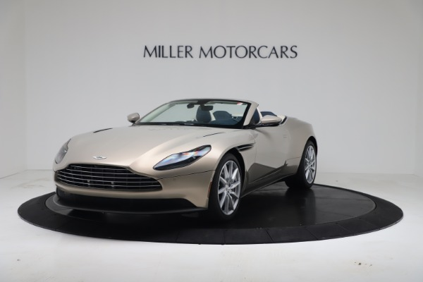 New 2020 Aston Martin DB11 Volante Convertible for sale $255,556 at Bentley Greenwich in Greenwich CT 06830 3