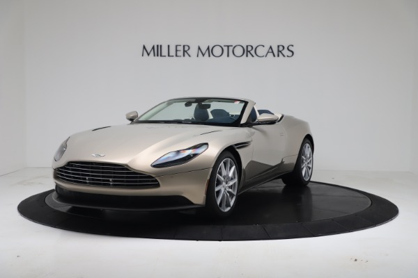 New 2020 Aston Martin DB11 Volante Convertible for sale $255,556 at Bentley Greenwich in Greenwich CT 06830 4