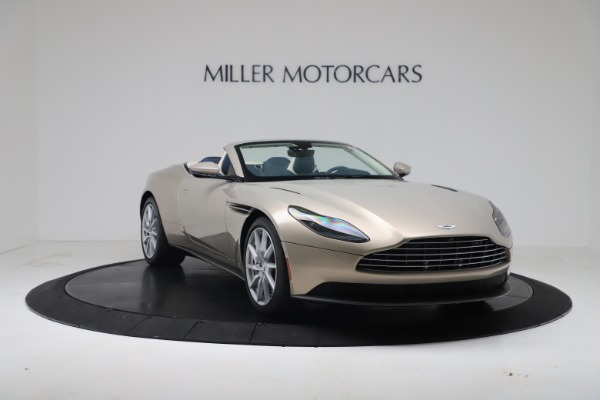 New 2020 Aston Martin DB11 Volante Convertible for sale $255,556 at Bentley Greenwich in Greenwich CT 06830 7