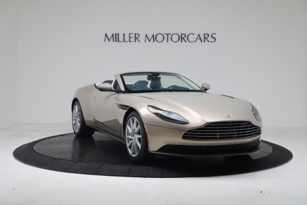 New 2020 Aston Martin DB11 Volante Convertible for sale $255,556 at Bentley Greenwich in Greenwich CT 06830 8