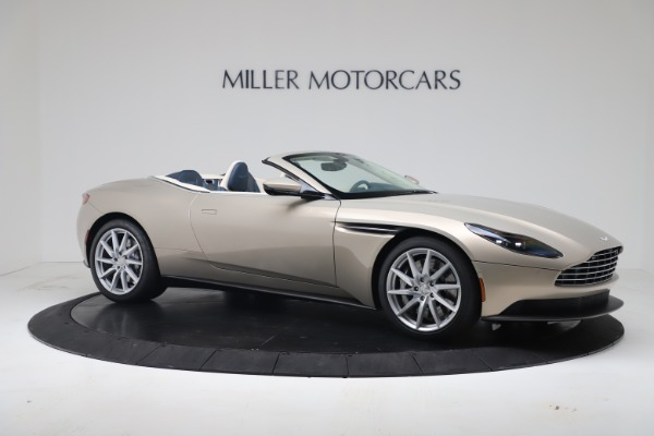 New 2020 Aston Martin DB11 Volante Convertible for sale $255,556 at Bentley Greenwich in Greenwich CT 06830 9
