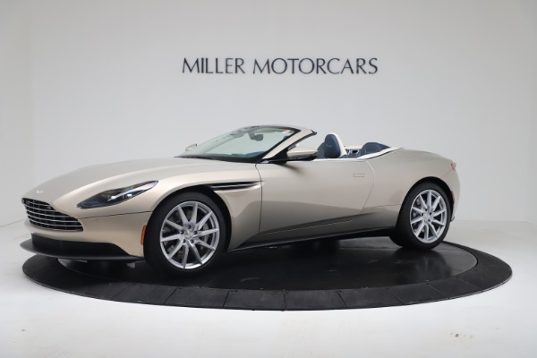 New 2020 Aston Martin DB11 Volante Convertible for sale $255,556 at Bentley Greenwich in Greenwich CT 06830 1