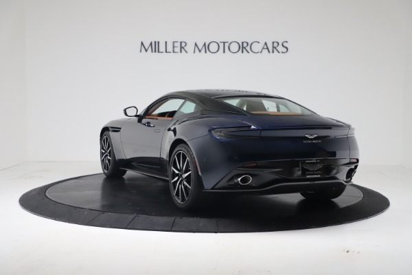 Used 2020 Aston Martin DB11 V8 Coupe for sale $199,990 at Bentley Greenwich in Greenwich CT 06830 10