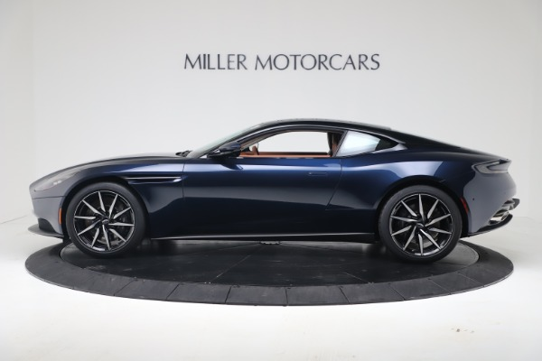 Used 2020 Aston Martin DB11 V8 Coupe for sale $199,990 at Bentley Greenwich in Greenwich CT 06830 12
